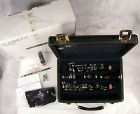 Buffet Crampon R13 Professional Bb Clarinet with Nickel-Plated Keys New/Unused