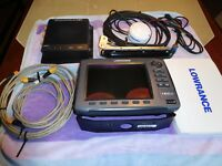 Lowrance HDS 8 Gen 2 w/ Structure Scan, LSS2 Transducer, and Point 1 Antenna