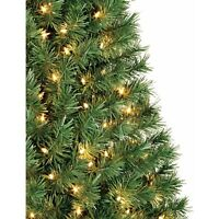 Indiana Spruce 4 ft Artificial Pre-Lit Clear Lights Christmas Tree NEW!!!
