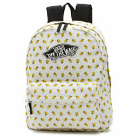 f86e38f287 VANS x PEANUTS OTW (REALM) SKATE WOODSTOCK WHITE SNOOPY BACKPACK BAG NEW NWT