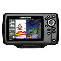 Humminbird Helix 5 Chirp GPS G2 Sonar 256 Color Fish Finder