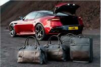 Aston Martin Luggage DBS Superleggera 4 piece set. PRICE REDUCED!!!