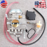 New Carburetor Carb For Suzuki Quad Master QuadMaster 500 LTA500F 4x4 2000-2001