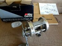 Abu Garcia 6500C3 - Mint condition