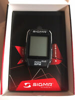 Sigma ROX GPS 11.0 Set Bicycle GPS Computer Heartrate Monitor Cad/Speed Censor