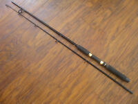 CUSTOM MADE 6 1/2 ft MED Action, Spinning Rod ~ Reels Rods N Rust ® ~