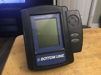 Bottom Line Tournament 1100 Fish Depth finder Head Unit Only