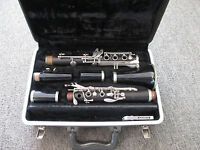 SELMER BUNDY CLARINET with HARD CASE - MADE IN THE USA