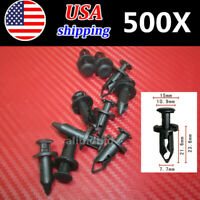 500x ATV Retainer Clips Push Pin Splash Guard Body Panel for Honda 90653-HC4-900
