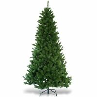 Durable Holiday 7.5 Ft Artificial Christmas Tree with 750 LED Lights