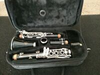 Nice Buffet Crampon E-11 Step-Up Wooden Clarinet Made in Germany with Case