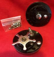 Penn 100 Surfmaster Conventional Fishing Reel Part- Side Plates Left And Right