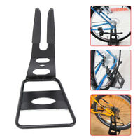 Bike Bicycle Floor Rack Parking Holder Display Stand Black Steel USA STOCK