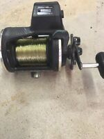 Daiwa Sealine SG47LC Saltwater Fishing Reel Levelwind with Line Counter used