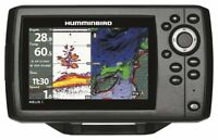 Hummingbird Electric 5 CHIRP GPS G2 Fish Finder 410210-1 Helix  Boat Portable