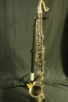 Selmer Bass Clarinet w/ Low Eb