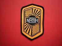 NASH AUTO EMBROIDERED SEW ON OR IRON ON PATCH MEMORABILIA