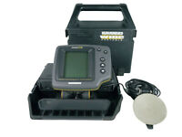 Humminbird Wide One Hundred Portable Fish Finder w/ 455 HD Sensor New Batteries!
