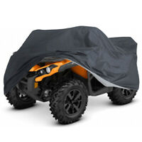NEVERLAND XXXL Waterproof ATV Cover For Can-Am Outlander 450 570 650 850 1000R