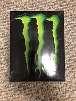 """Monster Energy Drink Sticker Decal Pack Of 50 Wholesale Resale Authentic 6""""x9"""""""
