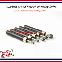 Clarinet repair tools-Clarinet sound hole chamfering knife-Woodwind instrument m