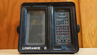 Lowrance X5 Fish Finder Lcg Recorder Head Unit Only