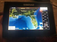 Simrad GO7 XSE With Head Unit, Mount, and Power Cord NO Transducer
