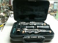 Yamaha Advantage Bb Clarinet - YCL-200ADII Sthdent used a little EXCELLANT