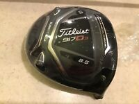 NEW Titleist 917 D3 8.5* Driver Head Only Free shipping