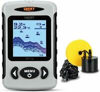 LUCKY FF718 Portable Wired Fish Finder