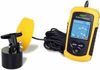 PORTABLE Fish Finder Use on Boat or Kayak or Ice Fishing or Sea fishing Reliable