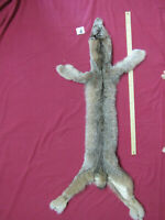 Lynx, Canadian pelt, winter fur, animal hide, good leather, craft, decoration