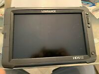 Lowrance HDS 12 Touch W/ 3G Radar And Airmar B60 Transducer And Wiring