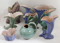 Stangl Pottery Choice Vase - Pitchers #3563, 3612, 3514, 3415, 3256, 3214, 3211