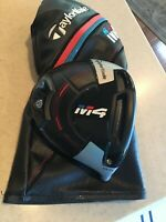 New TaylorMade M4 8.5* Driver Head ONLY w/ HC Free shipping