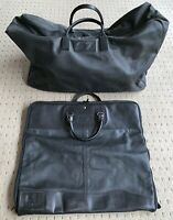 SALEEN S7 LEATHER LUGGAGE BAG SET ORIGINAL OEM SUPERCAR PARTS *MAKE OFFER*