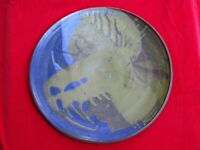 STUDIO ART POTTERY HANDCRAFTED ABSTRACT 17