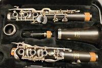 USED Yamaha German System Bb Clarinet YCL-457-22