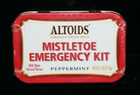 ALTOIDS LIMITED EDITION collectible holiday TIN peppermint candy NEW amp; FREE SHIP