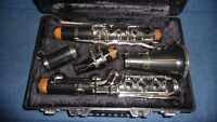 Olds Clarinet with Hard Case - Used