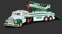 Hess Toy Truck and Airplane-2002