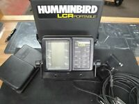 Hummingbird LCR 3004 Portable Fish Finder Kit With High Speed Transducer