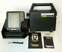 Humminbird TCR 101 Portable Fish Depth Finder, Transducer, Case