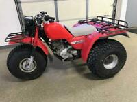 1987 Honda ATC250ES Big Red 3 Wheeler