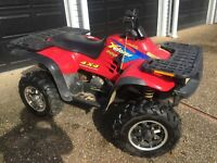 ATV POLARIS XPLORER 500 4 X 4 QUAD FOUR WHEELER