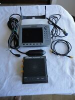 Lowrance HDS 8 Gen 1 withLSS1 structure scan box and transducer