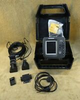 Fishfinder Hummingbird 343C with 2 Transducers,Mounts and Case