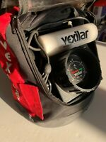 Used Vexilar fl8 fish finder flasher 19* Transducer Carry Case Battery