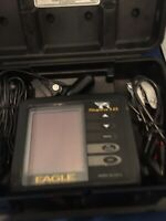 Eagle Supra Pro ID Fish Finder w Transducer and power cord