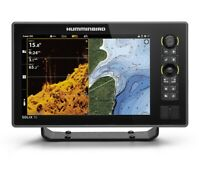 Humminbird SOLIX 10 CHIRP Mega DI+ Fishfinder/GPS G2 Display 411090-1CHO